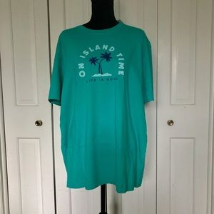 New with Tag Life Is Good Tee XL